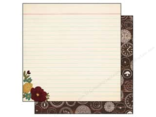 "Patterns Family: Simple Stories Legacy Paper 12""x 12"" Timeless (25 pieces)"