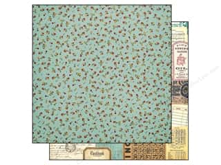 Simple Stories Legacy Paper 12x12 Heirloom (25 piece)