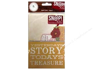 Ryland Peters & Small Note Cards & Envelopes: Simple Stories SN@P! Cards Legacy