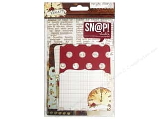 Simple Stories Paper Die Cuts / Paper Shapes: Simple Stories Legacy Snap Pockets