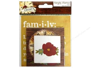 Simple Stories Family: Simple Stories Legacy Snap Insta Squares