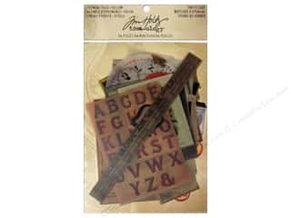 Tim Holtz Idea-ology Ephemera Pack Vel Thrift Shop