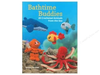 Crochet Bathtime Buddies Book