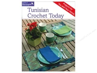 tunisian: That Patchwork Place Make It Martingale Series Tunisian Crochet Today Book