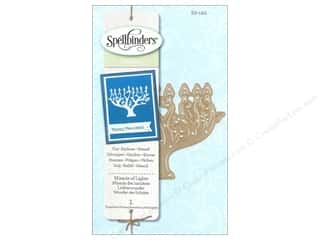 Embossing Aids Christmas: Spellbinders D-Lites Die Miracle of Lights
