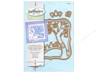 Spellbinders Metal Stencils: Spellbinders Shapeabilities Die Picture Perfect