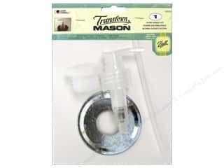 Weekly Specials Gallery Glass: Loew Cornell Transform Mason Pump Insert Kit