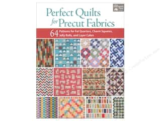 Straight Stitch Fat Quarters Patterns: That Patchwork Place Perfect Quilts For Precut Fabrics Book