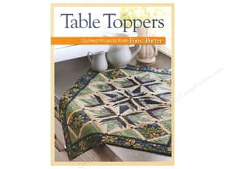 Fons & Porter: Fons & Porter's Table Toppers Book