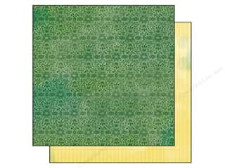 BasicGrey 12 x 12 in. Paper Evergreen Holiday Style (25 piece)