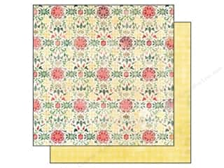 BasicGrey 12 x 12 in. Paper Evergreen All Is Bright (25 piece)
