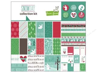 Music & Instruments Crafting Kits: Lawn Fawn Snow Day Collection Kit