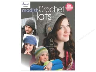 Yarn, Knitting, Crochet & Plastic Canvas Annie's Attic: Annie's Modish Crochet Hats Book