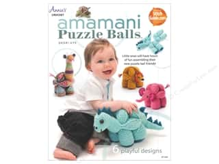 House of White Birches Doll & Doll Accessories Books: Annie's Amamani Puzzle Balls Book by Dedri Uys