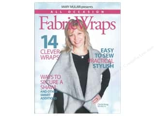 Mary's Productions Sewing Construction: Mary Mulari Fabric Wraps Book