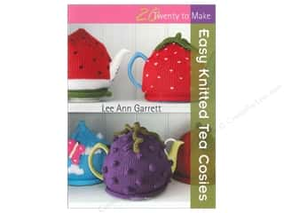 Tea & Coffee Yarn & Needlework: Search Press Twenty To Make Easy Knitted Tea Cosies Book