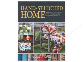 Interweave Press Home Decor: Taunton Press Hand Stitched Home Book