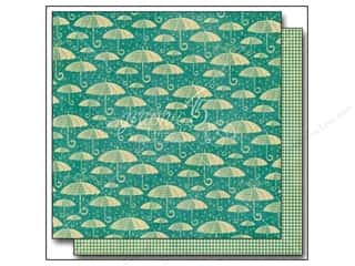 "Outdoors Sale: Graphic 45 Raining Cats & Dogs Paper 12""x 12"" Check It Out (25 pieces)"