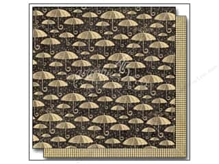"Outdoors Sale: Graphic 45 Raining Cats & Dogs Paper 12""x 12"" Pitter Patter (25 pieces)"