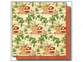 "Graphic 45 Christmas: Graphic 45 Twas The Night Before Christmas Paper 12""x 12"" Bundle Of Toys (25 pieces)"