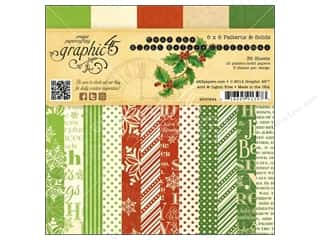 Graphic 45 Night/Christmas Paper Pad 6x6