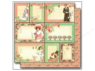 "Party & Celebrations Scrapbooking & Paper Crafts: Graphic 45 Time to Celebrate Paper 12""x 12"" You're Invited (25 pieces)"
