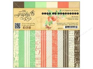 "Scrapbooking Party & Celebrations: Graphic 45 Time to Celebrate Paper Pad 6""x 6"""