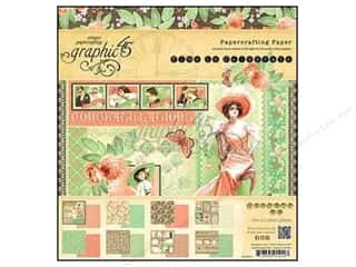 "Party & Celebrations Scrapbooking & Paper Crafts: Graphic 45 Time to Celebrate Paper Pad 8""x 8"""