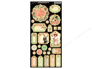 Boards Weekly Specials: Graphic 45 Time to Celebrate Chipboard Tags