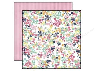 agenda blue & company: Echo Park 12 x 12 in. Paper Creative Agenda Collection Small Floral (25 sheets)