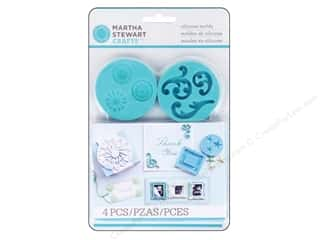 Martha Stewart Mold Silicone Decorative Design (3 set)