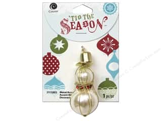 Cousin Season Christmas Accent Snowman Pearl