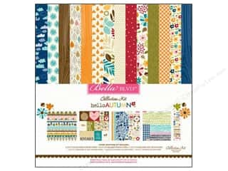 Caption Stickers / Frame Stickers: Bella Blvd Collection Kit Hello Autumn