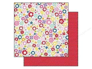 Bella Blvd 12 x 12 in. Paper Tiny Tots Sweet & Sassy (25 piece)