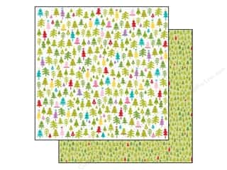 Bella Blvd 12 x 12 in. Paper Christmas Cheer Merry & Bright (25 piece)