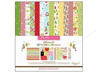 Crafting Kits Christmas: Bella Blvd Collection Kit Christmas Cheer