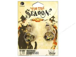 Cousin Season Halloween Charm Bottle/Glitter