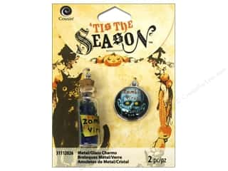 Cousin Season Halloween Charm Zombie/Virus