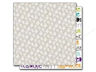 Bella Blvd 12 x 12 in. Paper Halloween Magic Ghosties (25 piece)