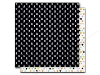 Bella Blvd 12 x 12 in. Paper Halloween Magic Funny Bones (25 piece)