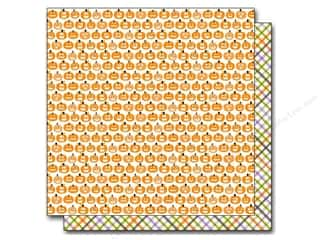 Cards Halloween: Bella Blvd 12 x 12 in. Paper Halloween Magic Pumpkin Parade (25 pieces)