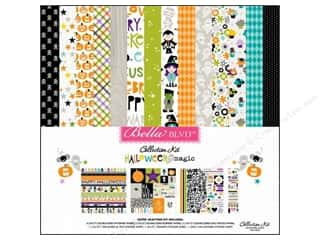 Halloween inches: Bella Blvd Collection Kit Halloween Magic