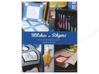 Stitches In Rhyme Book