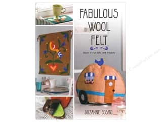 Fabulous Wool Felt Book