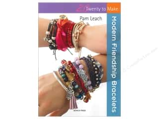Hot off the Press Beading & Jewelry Books: Search Press Twenty To Make Friendship Bracelets Book