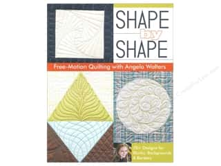 Stash Books An Imprint of C & T Publishing: Stash By C&T Shape By Shape Book