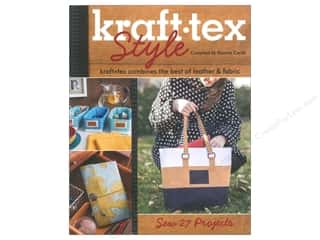 Potter Publishing Purses & Totes Books: Stash By C&T Kraft Tex Style Book