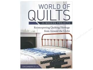 World Of Quilts- 25 Modern Projects Book