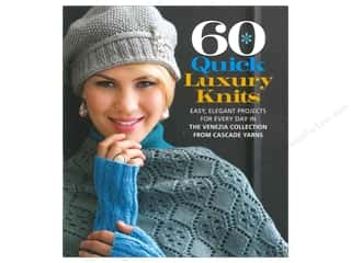 60 Quick Luxury Knits Book
