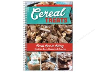 CQ Products $9 - $10: CQ Products Cereal Treats Book